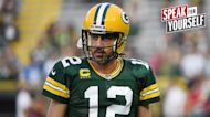 Emmanuel Acho: Aaron Rodgers' win over the Lions didn't solve his drama with Packers I SPEAK FOR YOURSELF