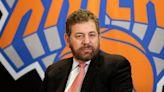 NY Knicks Owner James Dolan Tests Positive For Coronavirus