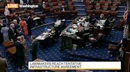 Bipartisan Senators' Group Reach Infrastructure Deal