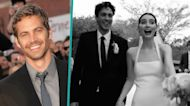 Paul Walker's Daughter Meadow Supported By Vin Diesel & Jordana Brewster At Her Wedding