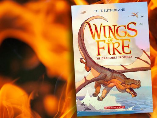 My Kids Begged Me To Read The 'Wings of Fire' Series With Them, And Now I'm A Superfan Too