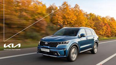 KIA 新世代車款熱銷,國內外獲獎連連!Carnival上市三週內累計訂單突破520張