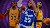 Los Angeles Lakers all-time roster: See which legends made the cut