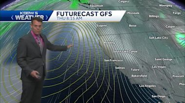 Warming Trend for the Coming Week