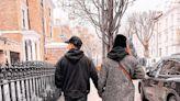 Nick Jonas and Priyanka Chopra look loved-up on walk for second anniversary