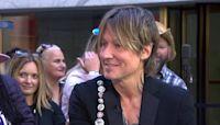 Keith Urban says performing again is a 'breath of fresh air'