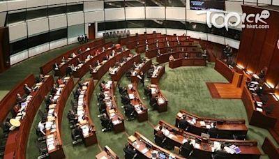 建制派參選立法會再傳新版本 田北辰轉戰新界西北 - 香港經濟日報 - TOPick - 新聞 - 政治