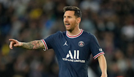Lionel Messi could be fitness doubt for PSG's Champions League tie with Man City