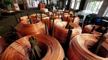 銅、鎳基本金屬大跌 受美元走高和大陸抑制價格拖累