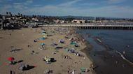 'No social distancing?' Santa Cruz beaches in California are full amid COVID-19