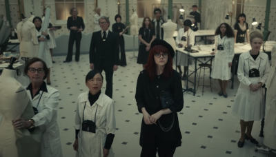 A New 'Cruella' Trailer Shows the Villain's Background in Fashion Design