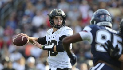 No. 12 Irish prepare for visit from long-time rival Purdue