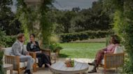The Patio Furniture Seen in Prince Harry and Meghan Markle's Interview with Oprah Sold Out