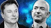 Elon Musk's SpaceX Wins Moon Lander Nod Over Jeff Bezos Protest