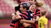 US Women's Soccer Team Defeats Australia to Win First Bronze Medal
