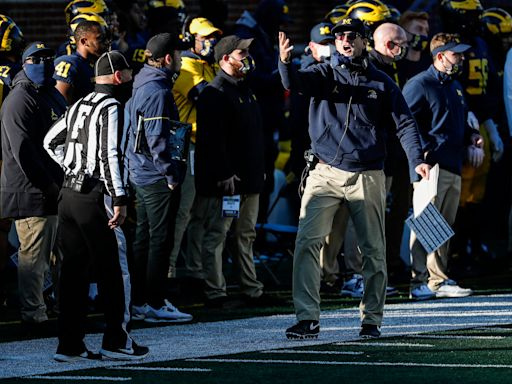 Michigan football halted by virus, but Jim Harbaugh says season has 'been worth it'