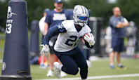 'You feel like you let your teammates down': How Cowboys RB Ezekiel Elliott powered down year into offseason changes