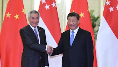 李顯龍與習近平通話 表態支持中國大陸加入CPTPP