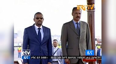 Leaders of bitter rivals Ethiopia, Eritrea meet for historic peace talks