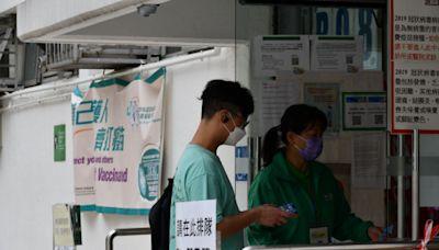 增8200人打針 434萬人已接種兩劑疫苗