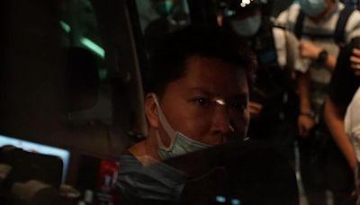 第二宗國安法案 「美隊 2.0」馬俊文煽動分裂國家罪成 11.11 判刑 | 立場報道 | 立場新聞