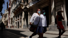 Cuba starts to reopen economy as COVID-19 vaccine campaign races ahead