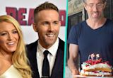 Blake Lively Swoons Over Ryan Reynolds' Bulging Biceps & Homemade Birthday Cake