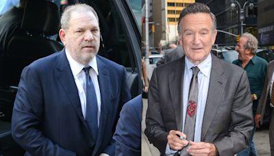 El enésimo mal gesto de Harvey Weinstein que afectó a la carrera de Robin Williams