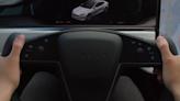 特斯拉針對 Yoke 方向盤發佈軟體更新,靠 AI 提供更好的駕駛體驗