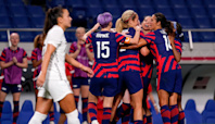 USWNT bounces back after shocking loss to dominate New Zealand at Tokyo Olympics