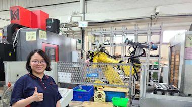 台南機展:明淨「零點定位」助銑床加工快速換模 提升效率 - 工商時報