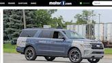 ST 家族新成員,Ford 七人座 SUV 測試車曝光! - 自由電子報汽車頻道
