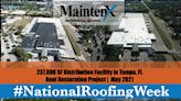 MaintenX International celebrates National Roofing Week