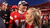 Patrick Mahomes and Brittany Matthews Introduce Daughter Sterling Skye [LOOK]