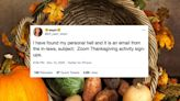 Too-Real Tweets That Sum Up Thanksgiving 2020
