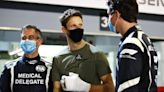 Romain Grosjean dressing removed - MotorSportsTalk | NBC Sports