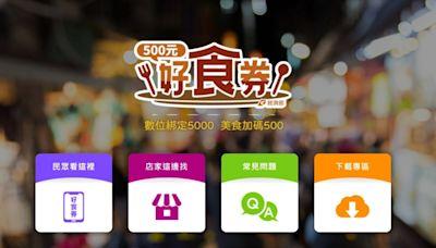 好食券地圖2.0獲唐鳳加持重登場!教你500元哪裡能用、額度如何查?注意事項懶人包一次看|數位時代 BusinessNext