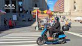 皇后區大橋和曼哈頓橋 禁止騎乘Revel電動摩托車