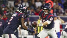 Texans coach David Culley says team went 'too far' with trying to protect QB Davis Mills