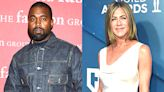 Kanye West Claps Back At Jennifer Aniston's Jab Not To Vote For Him: We've Got Them 'Shook'