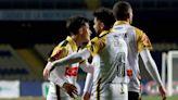Coquimbo Unido venció a la U. de Concepción y recuperó la punta de la Primera B