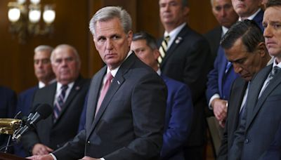 House GOP to whip votes against 'bipartisan' infrastructure bill in win for conservative wing
