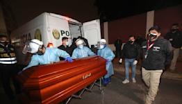 Body of Shining Path leader Abimael Guzmán cremated in Peru
