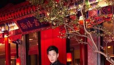 周興哲對戲劉德華 中空裝迎戰零度低溫超猛   噓!星聞