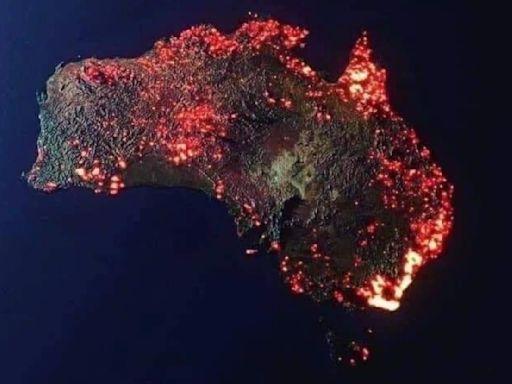 Australia's 2019-20 catastrophic bushfire season affected 80% of Australians