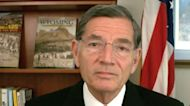 Sen. Barrasso argues Dem spending plan 'would be terrible for the country'
