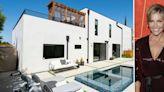 'Lucifer' Star Tricia Helfer Lists Lush Los Angeles Home For $2.7 Million — Tour The Sleek Abode