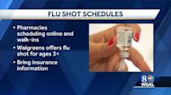 Central Pennsylvania doctor says we're starting to see signs of flu activity