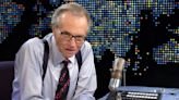 Larry King: Legendary talk show host who interviewed everyone from world leaders to movie stars