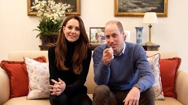 英國皇室|威廉凱蒂開設YouTube頻道 單是歡迎片不足一天已吸逾100萬點擊 | 蘋果日報